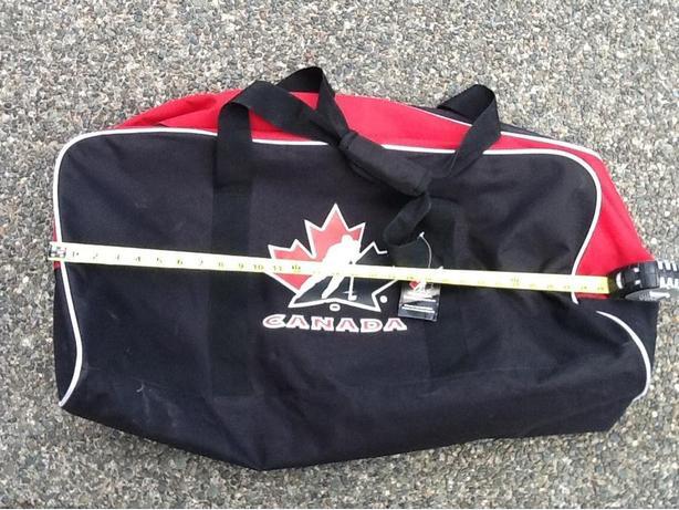 New Hockey Canada Gear Bag
