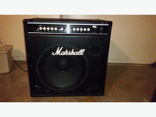 marshall mb150 bass combo amp kanata ottawa mobile. Black Bedroom Furniture Sets. Home Design Ideas