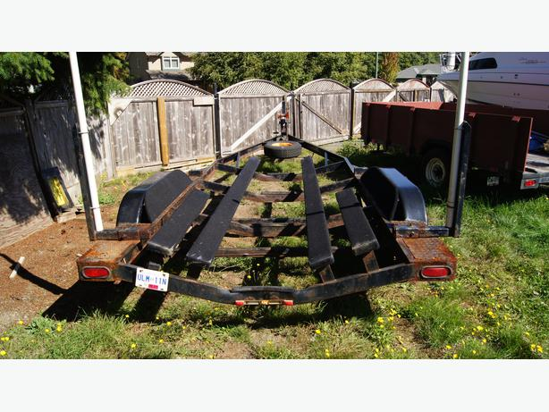 1996 metalcraft boat trailer campbell river campbell river