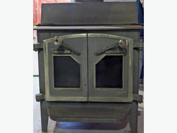 Images Of Fisher Wood Stove Glass Doors