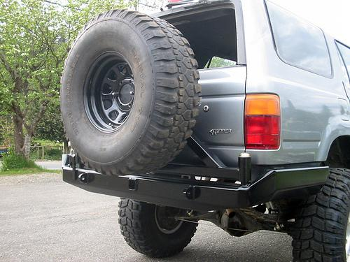 Wanted 89 95 4runner Rear Bumper Esquimalt Amp View Royal