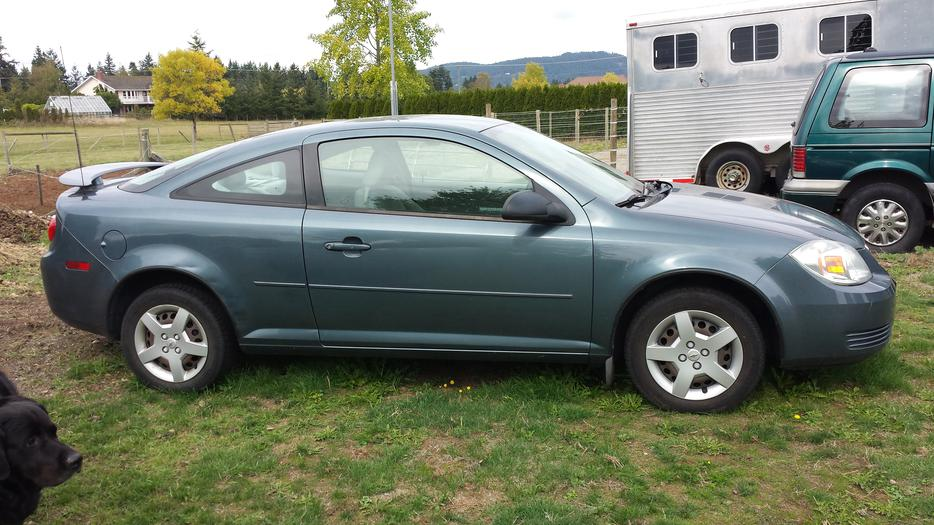 2006 chevy cobalt ls coupe 2300 central saanich victoria. Black Bedroom Furniture Sets. Home Design Ideas