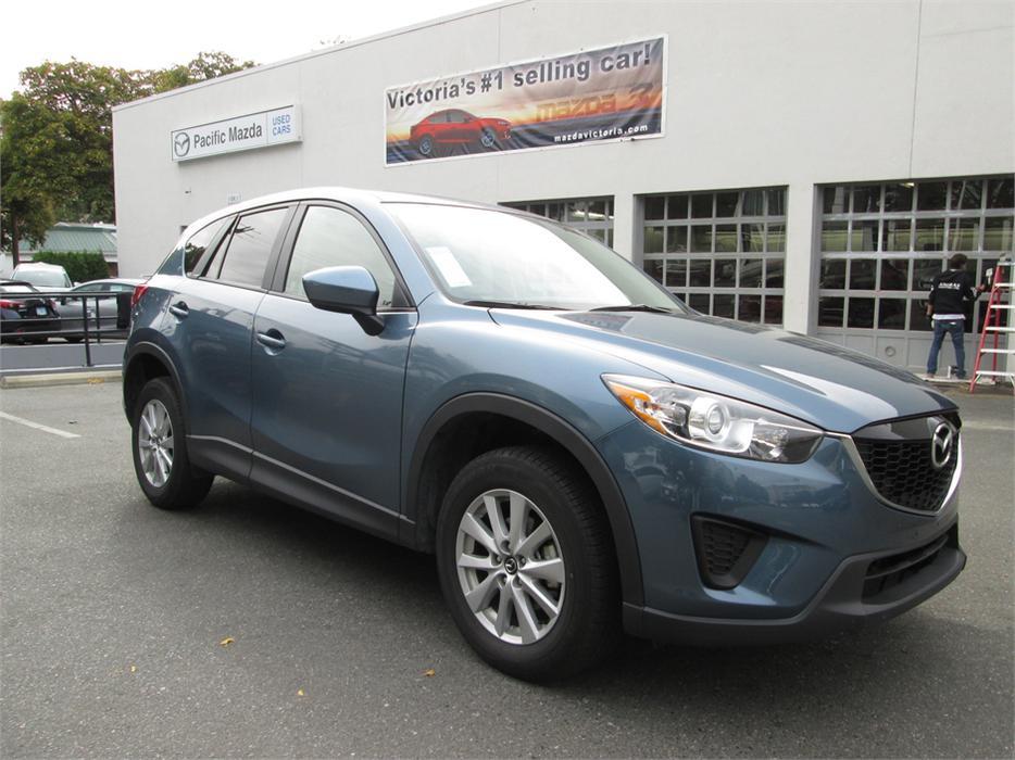 2015 Mazda Cx 5 Gx Convenience Pkg Victoria City Victoria
