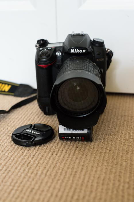 how to get shutter count from nikon raw