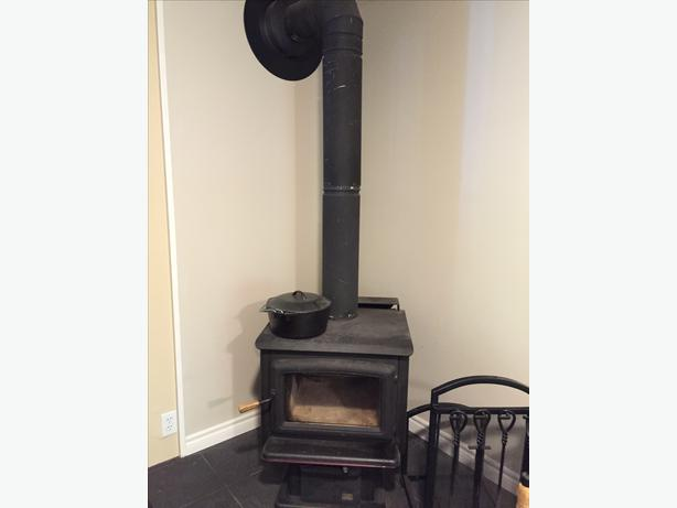 Pacific Energy Super 27 Wood Stove With Blower