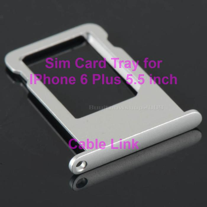 sim card for iphone sim card tray for iphone 6 plus 5 5 inch multi color 16131