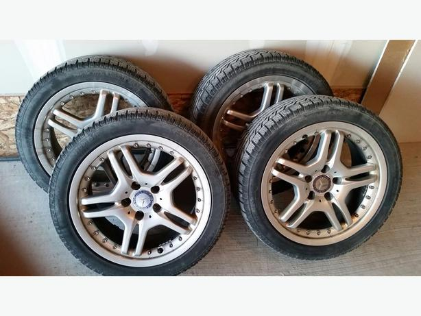 mercedes winter tires rims kanata ottawa