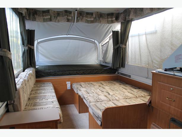 2003 Coleman Cheyenne Tent Trailer Saanich Victoria
