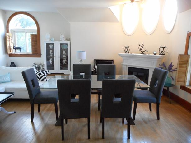 gorgeous brand new dining room table 6 chairs rideau township