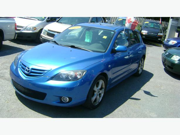 2005 mazda 3 sport hatch central ottawa inside greenbelt. Black Bedroom Furniture Sets. Home Design Ideas