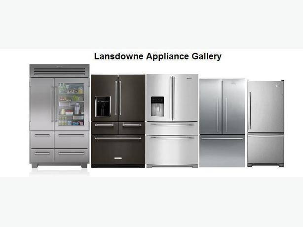 Lansdowne Appliance Gallery - Refrigeration