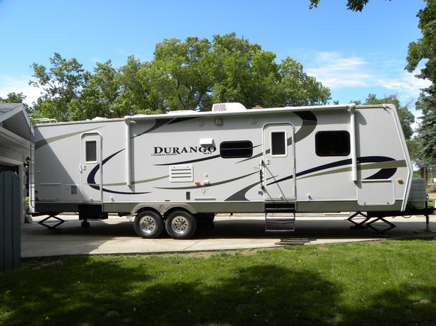 2009 Durango 320bh Bunk House Canadian Edition With