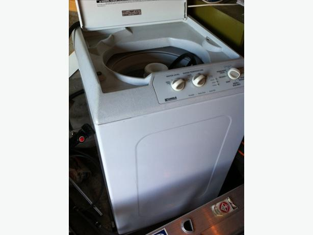 kenmore portable washer machine