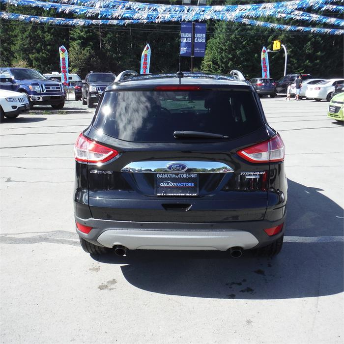 2014 ford escape titanium bluetooth backup camera. Black Bedroom Furniture Sets. Home Design Ideas
