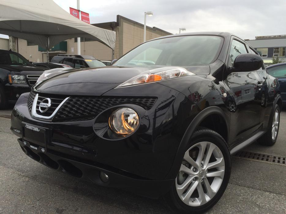 2014 Nissan Juke Sl Awd Crossover Great Condition With
