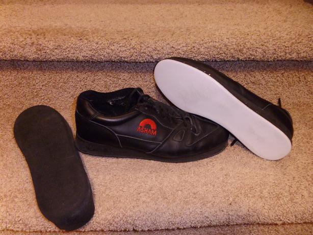 Asham Curling Shoes Toronto