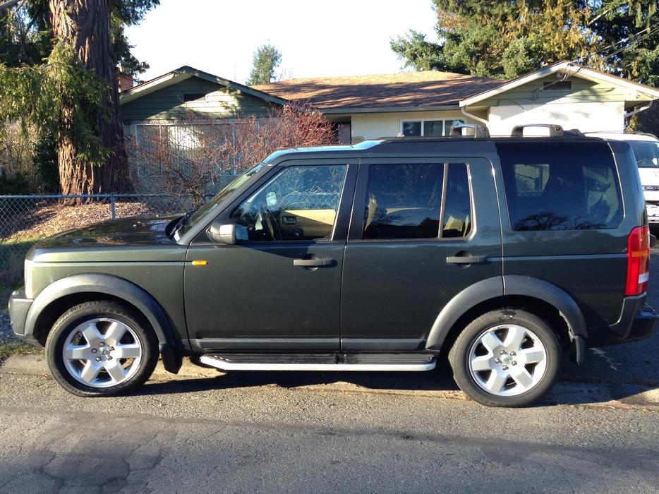 reduced from 12900 2006 land rover lr3 hse north saanich sidney victoria mobile. Black Bedroom Furniture Sets. Home Design Ideas