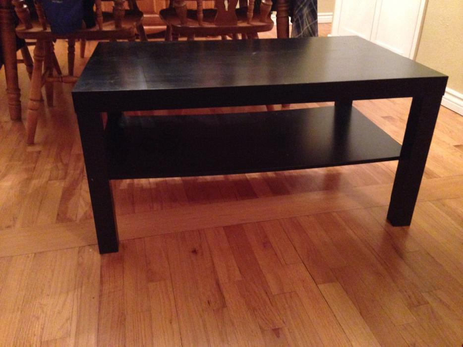 Ikea lack coffee table saanich victoria for Coffee tables kelowna