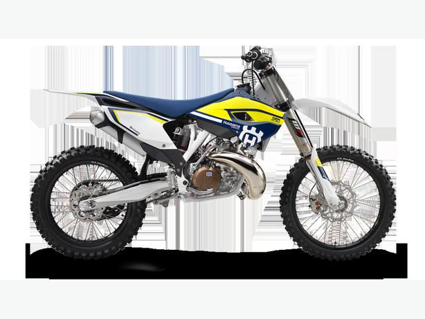 2016 Husqvarna TC 250 REBATE $ 750