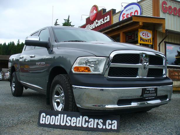 2011 ram 1500 crew cab 4x4 toyo open counrty tires touch screen only 84 000 km outside nanaimo. Black Bedroom Furniture Sets. Home Design Ideas
