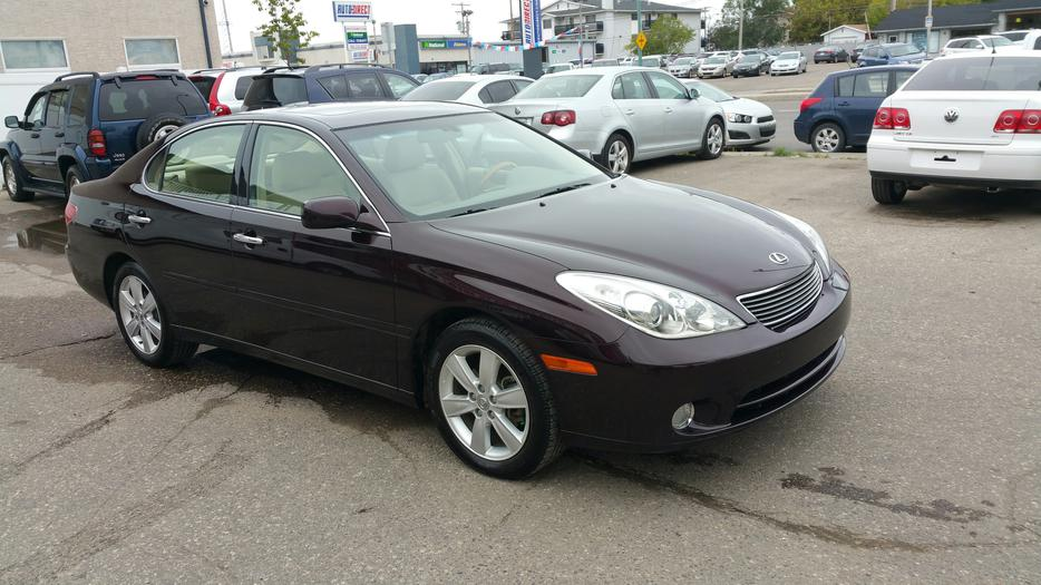 2006 Lexus Es 330 Luxury Sedan With Low Kms North Regina