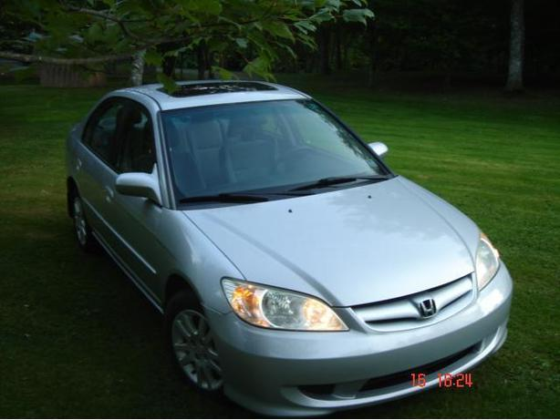 """REDUCED""  2005 Honda Civic LX"