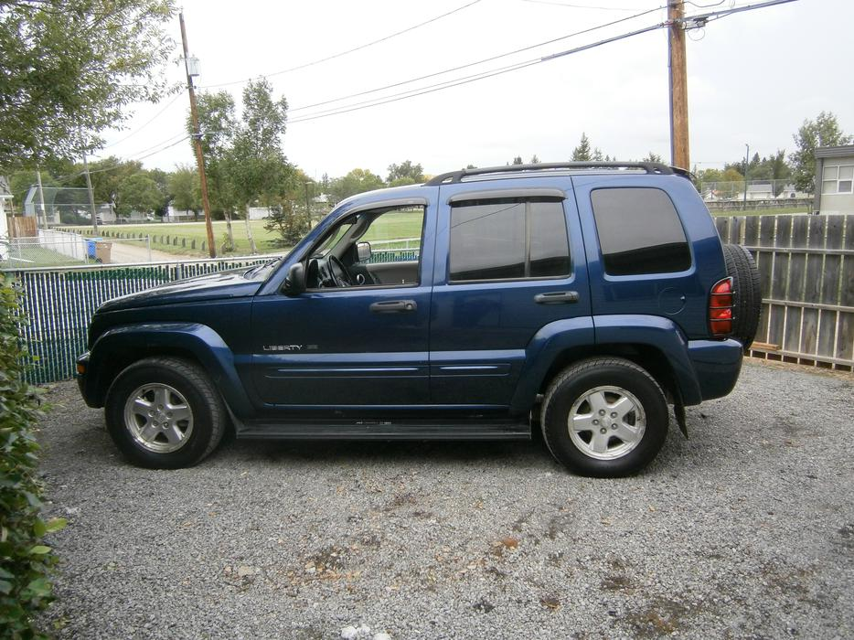 2002 Jeep Liberty Limited Edition 4x4 With Command Start
