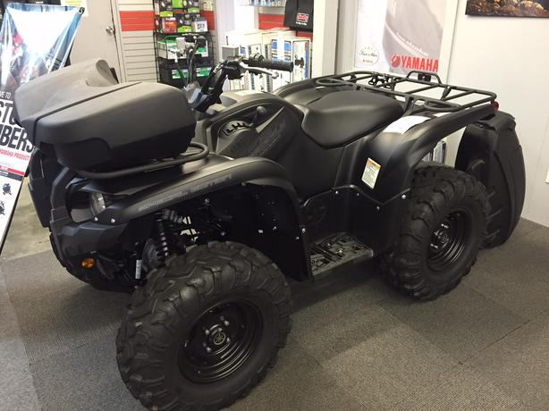 2014 yamaha grizzly 700 se eps outside comox valley for 2014 yamaha grizzly 700 for sale