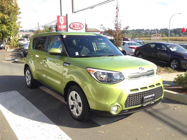 2015 kia soul lx outside nanaimo nanaimo. Black Bedroom Furniture Sets. Home Design Ideas