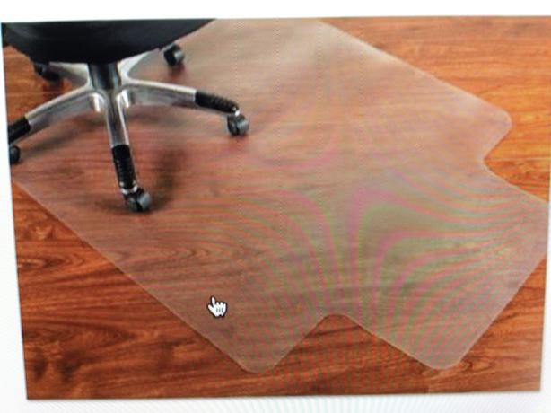Hard Plastic Desk Chair Floor Mat For Carpets West Shore Langford Colwood Me