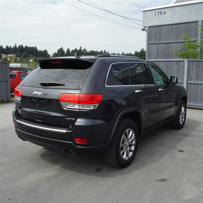Jeep Grand Cherokee Limited 2014: 2014 Jeep Grand Cherokee Limited-Leather, Bluetooth