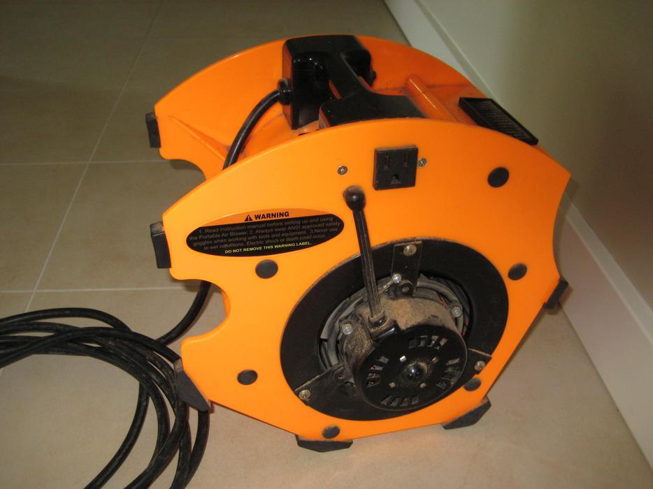 Portable Air Blowers : Portable air blower central nanaimo