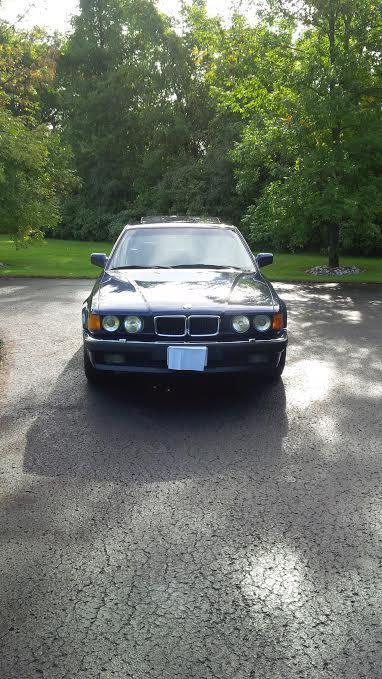 Rare 1989 750il V12 Bmw For Sale Osgoode Ottawa Mobile
