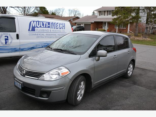2009 Nissan Versa Sl Hatchback Nepean Ottawa