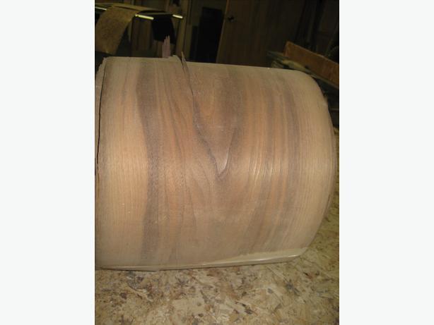 Wood Veneer Black Walnut Cumberland, Ottawa