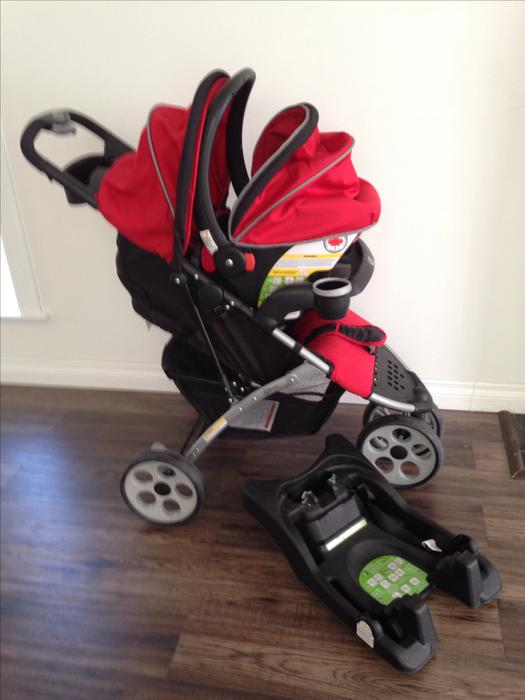 safety first car seat stroller combo travel system outside nanaimo nanaimo mobile. Black Bedroom Furniture Sets. Home Design Ideas