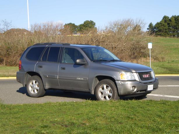 for sale 2005 gmc envoy sooke victoria. Black Bedroom Furniture Sets. Home Design Ideas