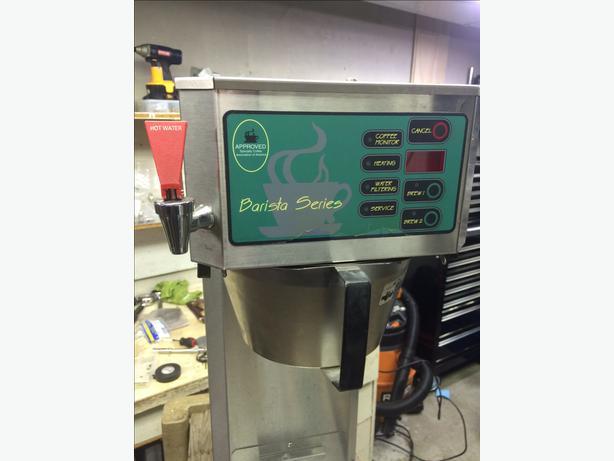 Newco Industrial Coffee Maker : Newco Commercial Barista - Coffee Brewer Victoria City, Victoria