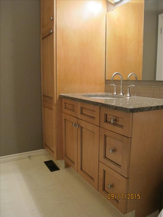 Kitchen Craft Vanity Quartz Top Kohler Sink Taps East Regina Regina Mobile
