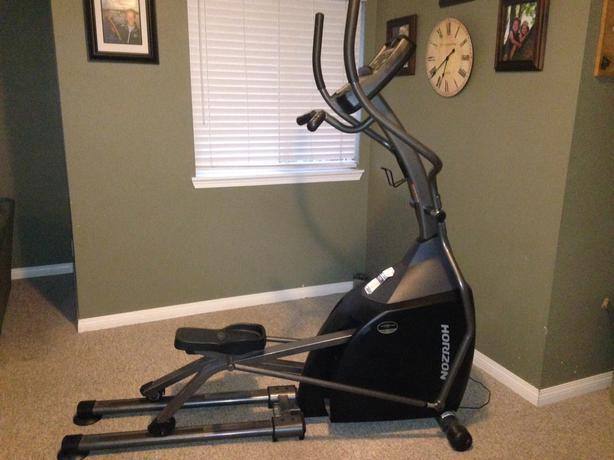 used elliptical exercise machine
