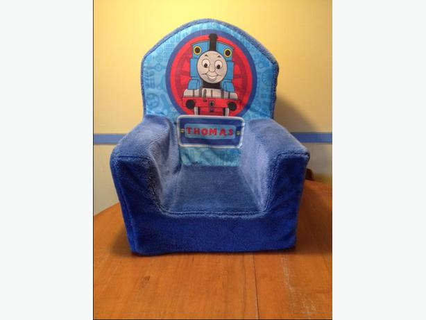 Thomas The Tank Engine Plush Chair