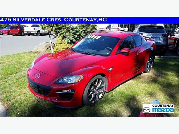 2009 mazda rx 8 r3 6sp outside nanaimo nanaimo. Black Bedroom Furniture Sets. Home Design Ideas