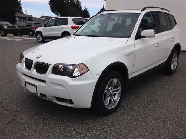 2006 Bmw X3 3 0i Outside Victoria Victoria