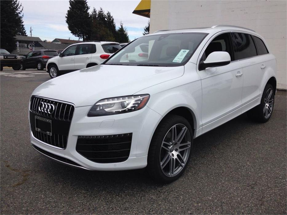 2015 Audi Q7 Tdi Progressiv 7 Seater Outside Victoria