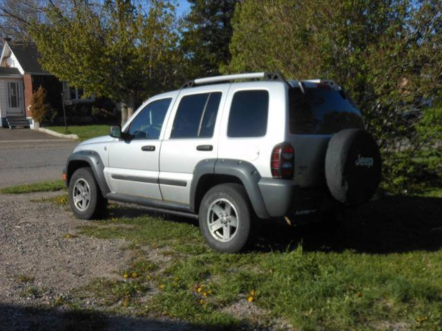 Jeep Liberty For Sale Vancouver Island