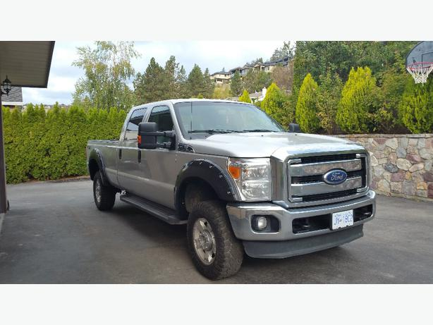 2012 ford f250 superduty xlt 6 2l gas kelowna okanagan. Black Bedroom Furniture Sets. Home Design Ideas