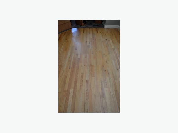 Solid oak hardwood flooring outside nanaimo nanaimo for Hardwood flooring york region