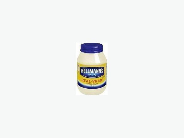 WANTed: FREE Empty Hellmanns Real Mayonnaise (890ML) (1.8L) Plastic Containers