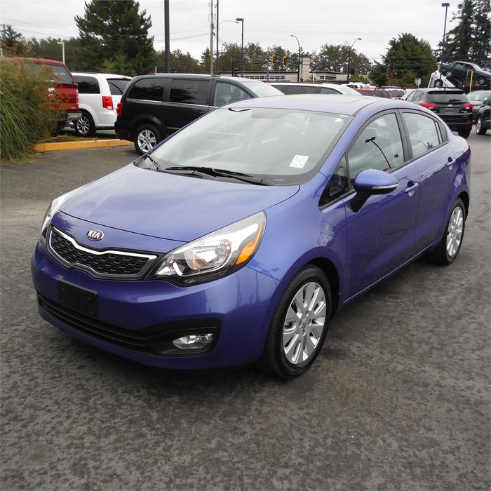2013 kia rio ex bluetooth alloy heated front seats west. Black Bedroom Furniture Sets. Home Design Ideas