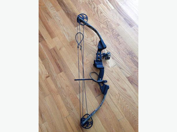 Browning Junior Compound Bow (left handed)